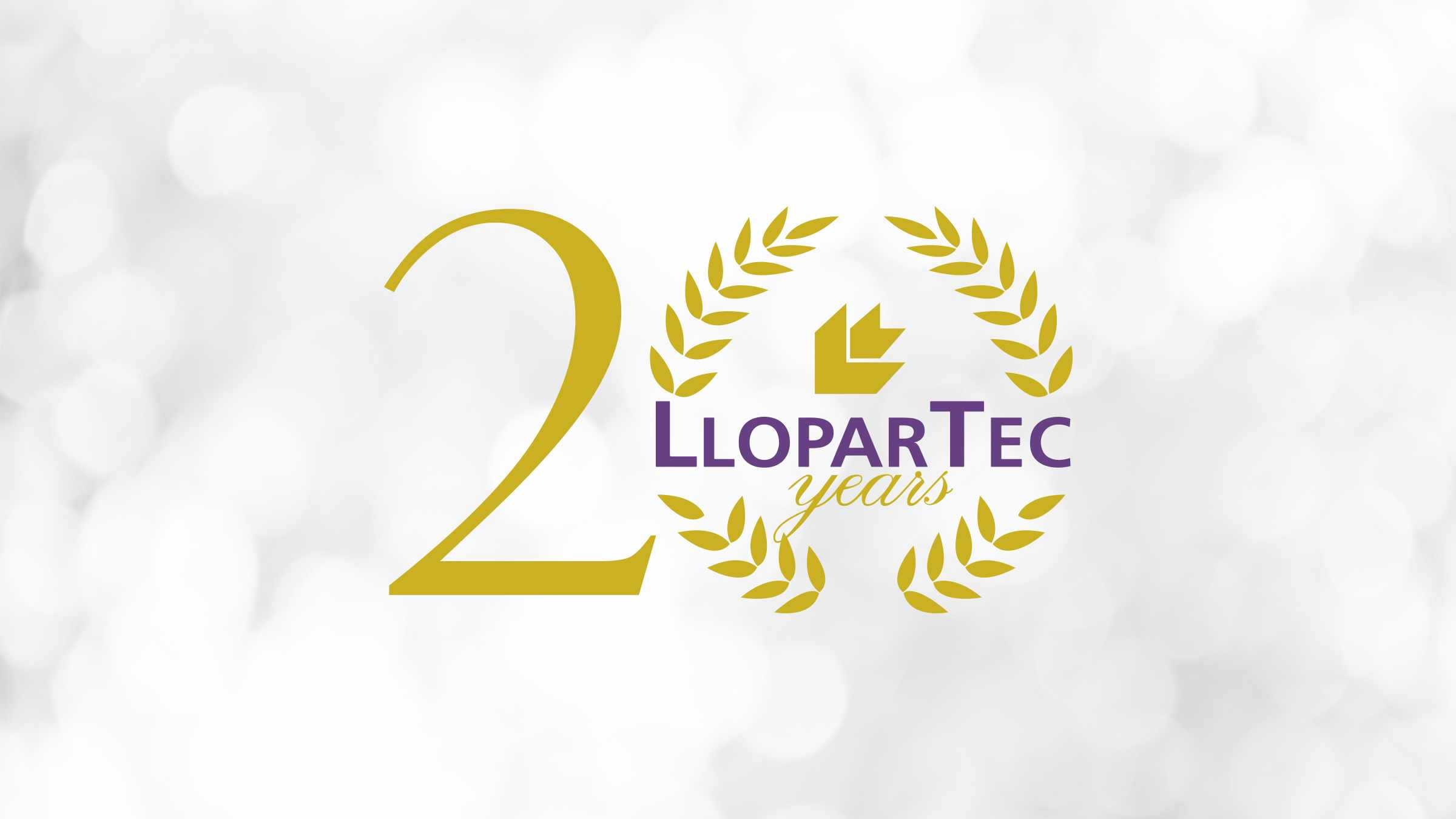Llopartec anniversary